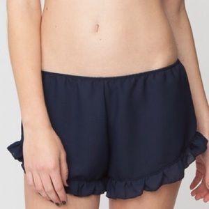 Brandy Melville Floral Shorts